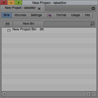 Basic Editing in Avid – Emerson College Post Production Labs